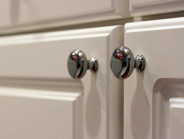Changing Hinges On Kitchen Cabinets. Diy How To Replace Kitchen ...
